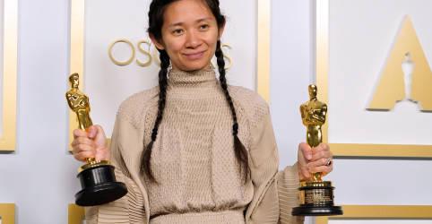 Placeholder - loading - Imagem da notícia Oscar reinventado consagra 'Nomadland' em noite de grande diversidade