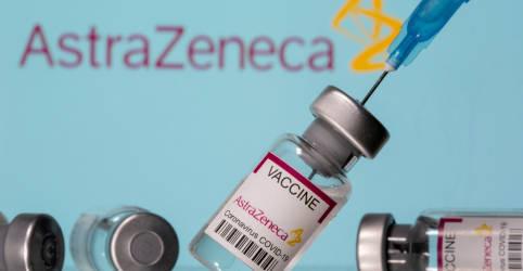 Placeholder - loading - Imagem da notícia EUA vão compartilhar 60 milhões de doses da vacina da AstraZeneca com outros países
