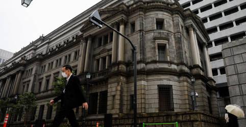 Placeholder - loading - BC do Japão sinaliza afrouxamento prolongado e faz projeção fraca para preços