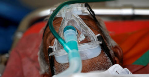Placeholder - loading - Imagem da notícia Índia recebe auxílio médico ao se aproximar de 200 mil mortes de Covid-19