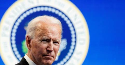 Placeholder - loading - Biden tem desempenho melhor que Trump nos primeiros 100 dias, aponta pesquisa Reuters/Ipsos