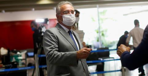 Placeholder - loading - Tragédia da Covid poderia ter sido atenuada e culpados serão punidos, diz Renan