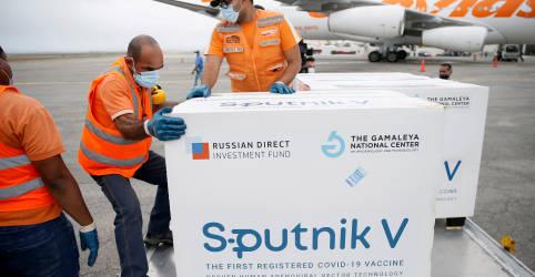Placeholder - loading - Desenvolvedores de vacina russa Sputnik V rejeitam críticas da Anvisa
