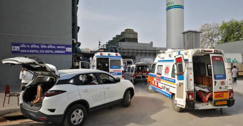 Placeholder - loading - Índia supera 200 mil mortes por coronavírus após disparada recorde