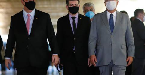 Placeholder - loading - Aziz diz que levar Guedes à CPI da Covid geraria 'mal-estar econômico'