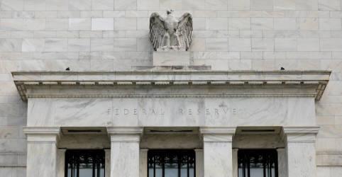Placeholder - loading - Imagem da notícia Fed mantém estímulo mesmo reconhecendo recuperação 'fortalecida'