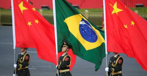 Placeholder - loading - Chanceler conversa com ministro chinês e diz que país é parceiro do Brasil contra Covid