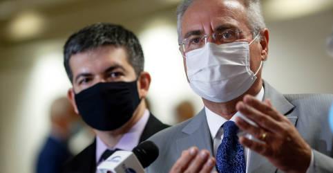 Placeholder - loading - CPI da Covid convoca Queiroga e ex-ministros da Saúde para depor na semana que vem