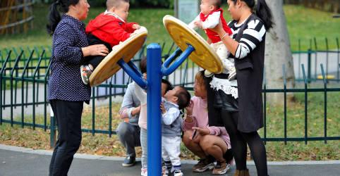 Placeholder - loading - Imagem da notícia China tenta conter especulação sobre redução populacional