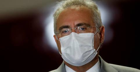 Placeholder - loading - Lewandowski rejeita pedido para afastar Renan da relatoria da CPI da Covid