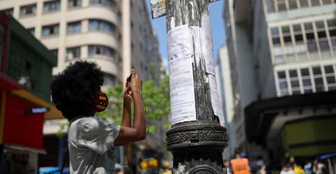 Placeholder - loading - Brasil tem desemprego de 14,4% no tri até fevereiro, diz IBGE