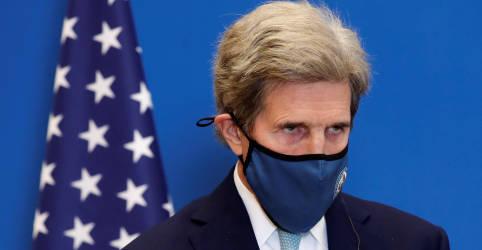 Placeholder - loading - Enviado dos EUA para o clima conversa com ministros sobre metas climáticas do Brasil