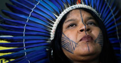 Placeholder - loading - Imagem da notícia Associação indígena entra na Justiça para anular inquérito por críticas ao governo