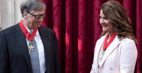 Placeholder - loading - Imagem da notícia Bill Gates e Melinda Gates anunciam fim do casamento