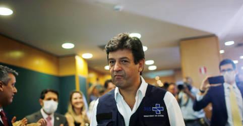 Placeholder - loading - Brasil esteve sempre um passo atrás do vírus, diz Mandetta em CPI