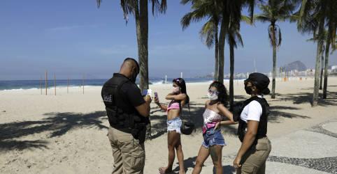 Placeholder - loading - Tribunal de Justiça derruba liminar que suspendeu restrições contra Covid no Rio