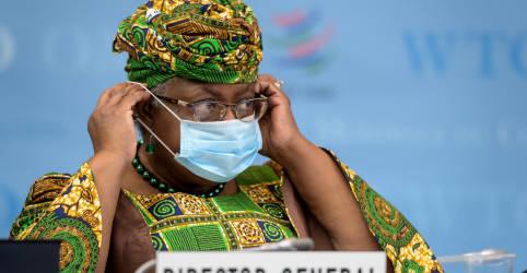 Placeholder - loading - Imagem da notícia OMC faz apelo por início de negociações sobre patentes de vacinas após decisão dos EUA