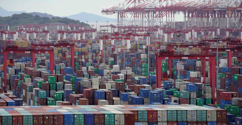 Placeholder - loading - Imagem da notícia Importações de soja pela China aumentam 11% em abril com chegada de cargas atrasadas
