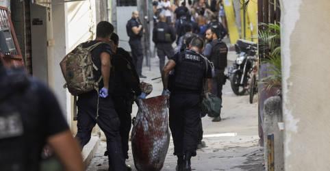 Placeholder - loading - Imagem da notícia Fachin vê indício de 'execução arbitrária' em operação no Jacarezinho e pede investigação da PGR