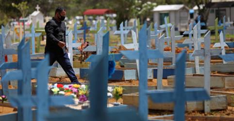 Placeholder - loading - Brasil registra 2.165 novas mortes por Covid-19 e total atinge 419.114
