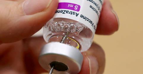 Placeholder - loading - Imagem da notícia Uma dose de vacina da AstraZeneca diminui risco de morte por Covid em 80%, diz Inglaterra