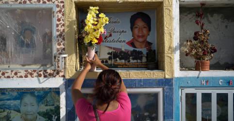 Placeholder - loading - 'Não tenho mais lágrimas': tragédia da pandemia na América Latina se aproxima de 1 milhão de mortes