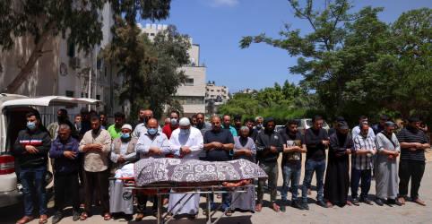 Placeholder - loading - Imagem da notícia Número de mortes aumenta em Gaza e Israel em piores hostilidades em anos
