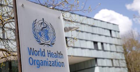 Placeholder - loading - Imagem da notícia Comissão da OMS faz recomendações para evitar próxima pandemia