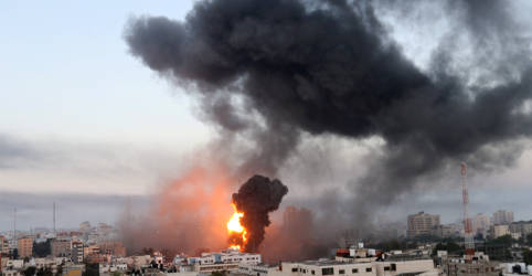 Placeholder - loading - Tropas israelenses vão a fronteira de Gaza em meio a disparos de foguete, ataques aéreos e choques em Israel