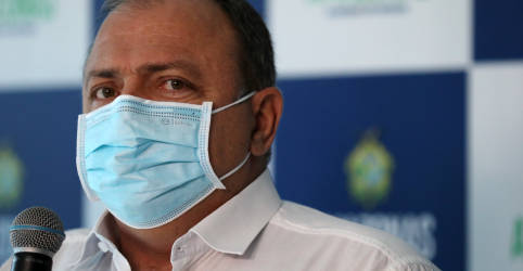 Placeholder - loading - Lewandowski decide garantir direito a Pazuello permanecer em silêncio em CPI