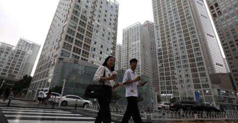 Placeholder - loading - Imagem da notícia Recuperação econômica da China perde força no 2º trimestre