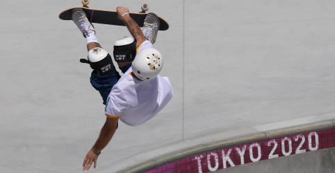 Placeholder - loading - Pedro Barros conquista prata no skate e Brasil iguala 19 medalhas da Rio 2016