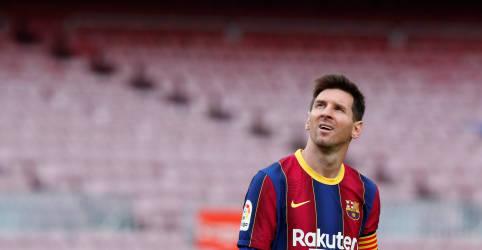 Placeholder - loading - Messi deixa o Barcelona após mais de duas décadas devido a 'obstáculos econômicos'