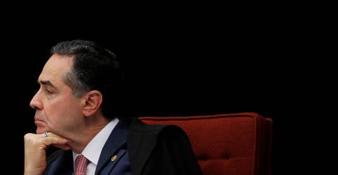 Placeholder - loading - Imagem da notícia Estratégia autoritária cria milícias de fanáticos que disseminam ódio e desinformação, diz Barroso