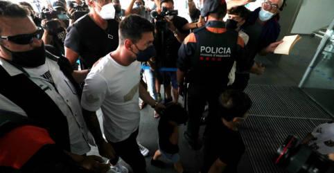 Placeholder - loading - Messi chega a acordo com PSG, diz pai do jogador
