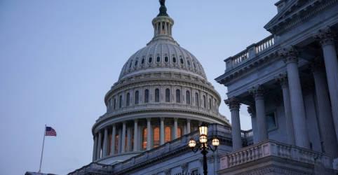 Placeholder - loading - Senado dos EUA vota aprovação de projeto de infraestrutura de US$1 tri nesta terça