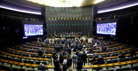 Placeholder - loading - Plenário da Câmara inicia discussão da PEC do voto impresso