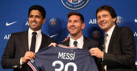 Placeholder - loading - Messi diz sonhar em dar 1º troféu da Liga dos Campeões ao PSG