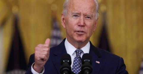 Placeholder - loading - Biden busca fortalecer democracia mundial com cúpula em dezembro