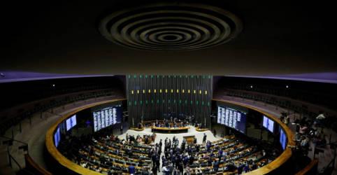 Placeholder - loading - Imagem da notícia Câmara aprova texto-base de reforma eleitoral e rejeita distritão, votação segue nesta 5ª