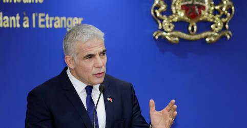 Placeholder - loading - Imagem da notícia Israel e Marrocos estreitarão laços e abrirão embaixadas, diz chanceler israelense