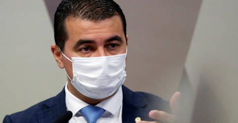 Placeholder - loading - CPI da Covid deve cancelar acareação entre Onyx e Luis Miranda