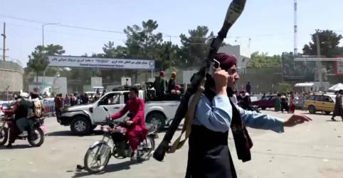 Placeholder - loading - Imagem da notícia EUA dizem estar focados em garantir segurança do aeroporto de Cabul após cenas de caos