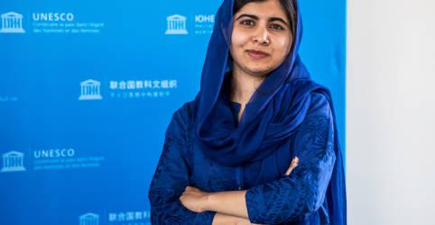 Placeholder - loading - Imagem da notícia Malala Yousafzai pede que líderes mundiais adotem ação urgente sobre o Afeganistão