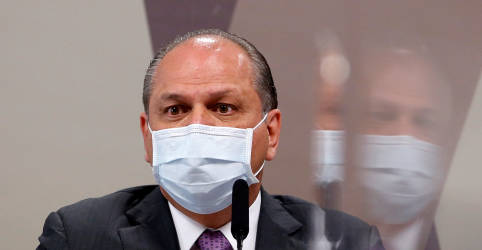 Placeholder - loading - Imagem da notícia Líder do governo na Câmara será investigado pela CPI da Covid, diz Renan