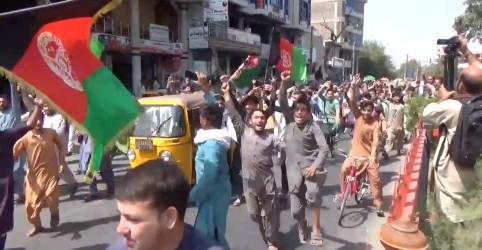 Placeholder - loading - Taliban mata ao menos 3 durante protesto em cidade afegã, dizem testemunhas