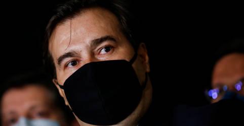 Placeholder - loading - Imagem da notícia Doria nomeia Rodrigo Maia para secretaria no governo de SP