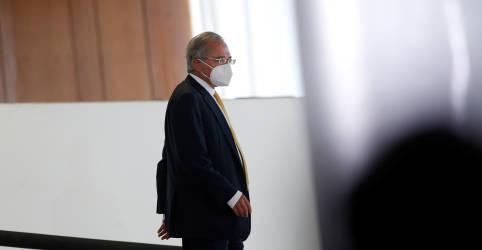Placeholder - loading - Reformar impostos sobre consumo era imprudente em 2020 com pandemia e demanda por compensação, diz Guedes