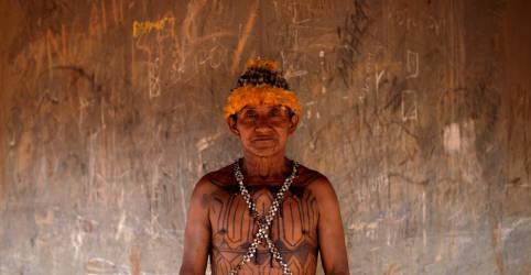 Placeholder - loading - Imagem da notícia ESPECIAL-Povo Munduruku é assombrado por ameaça mortal do mercúrio