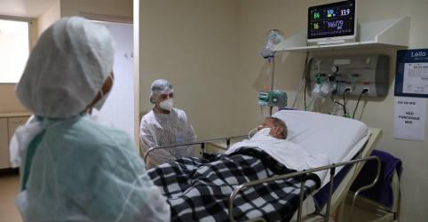 Placeholder - loading - Imagem da notícia Brasil registra 13.103 novos casos mais 321 mortes por Covid-19